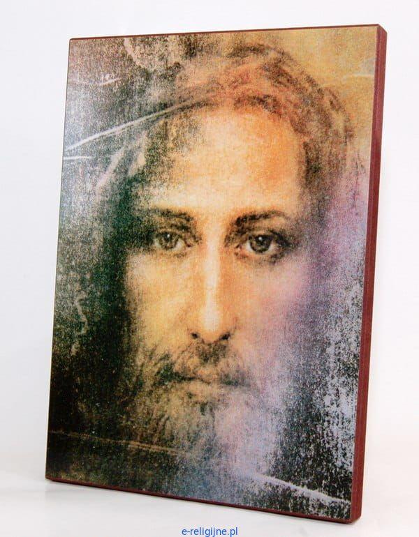 Znalezione obrazy dla zapytania najświętsze oblicze pana jezusa