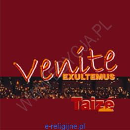 Venite exultemus Taize (CD)