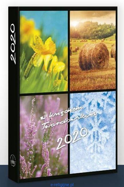 Kalendarzyk Z Księdzem Twardowskim Na 2020 Rok Cztery Pory Roku