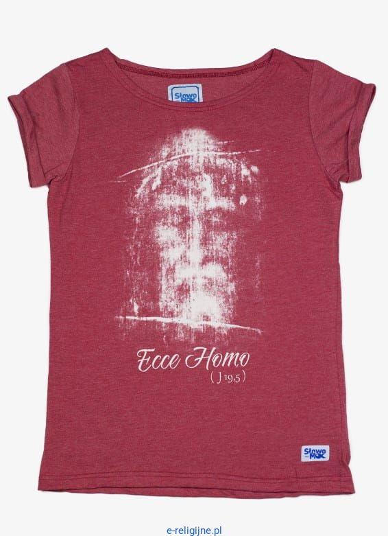 9aca58777 Damska koszulka religijna
