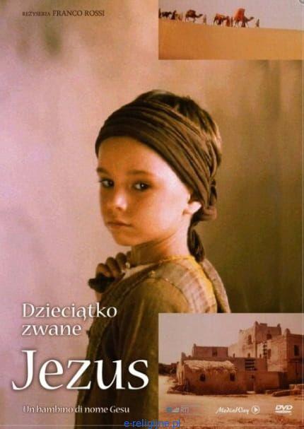 Dzieciątko Zwane Jezus Religijny Film Na Dvd Stratosmedia