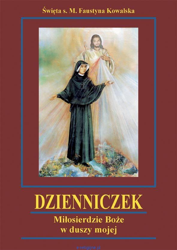 e-Religijne - katolicki sklep internetowy Dzienniczek Siostry Faustyny