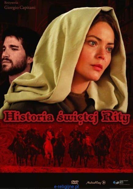 Historia świętej Rity Religijny Film Na Dvd Stratosmedia