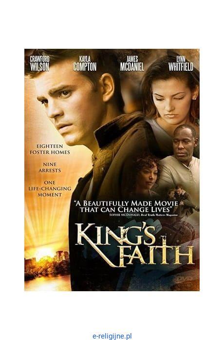 King S Faith Wiara Króla Chrześcijański Film Na Dvd Provident Films