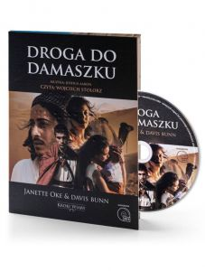 DROGA DO DAMASZKU - Janette Oke & Davis Bunn [tom 3 Śledztwo Setnika] (AUDIOBOOK CD-MP3)