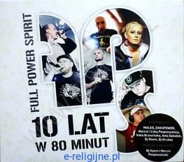 10 lat w 80 minut - Full Power Spirit (CD)