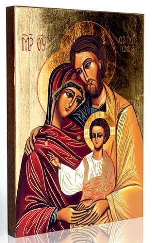 święta Rodzina Ikona Domowego Kościoła 30 X 40 Księgarnia Sklep