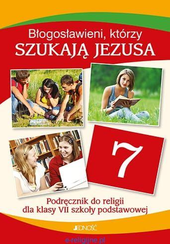 podręcznik do religi klasa 1